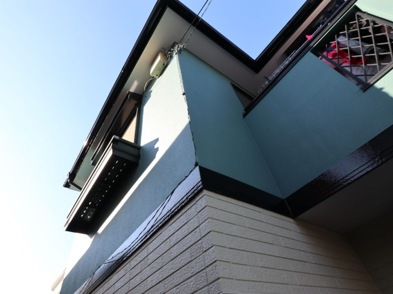 横浜市金沢区S様邸外壁塗装後