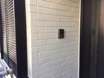 横浜市金沢区S様邸1階部分外壁塗装施工後
