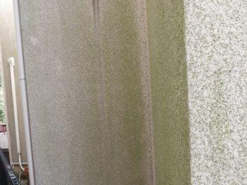 横浜市神奈川区H様邸外壁塗装前画像
