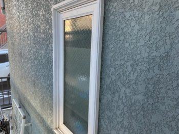 横浜市神奈川区S様邸窓枠塗装施工前