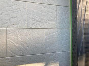 横浜市栄区E様邸パーフェクトトップ外壁塗装施工前