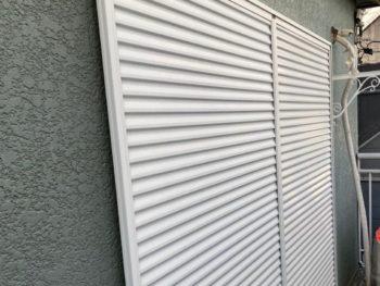 横浜市神奈川区S様邸雨戸塗替え施工画像