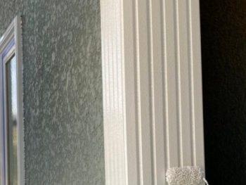 横浜市神奈川区S様邸エントランスモール塗替え中画像