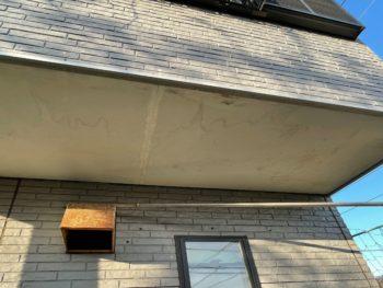 横浜市栄区T様邸ダイヤモンドコート外壁塗装施工前