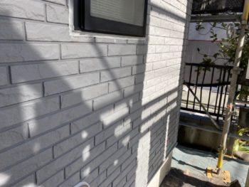 横浜市栄区T様邸ダイヤモンドコート外壁塗装施工前画像