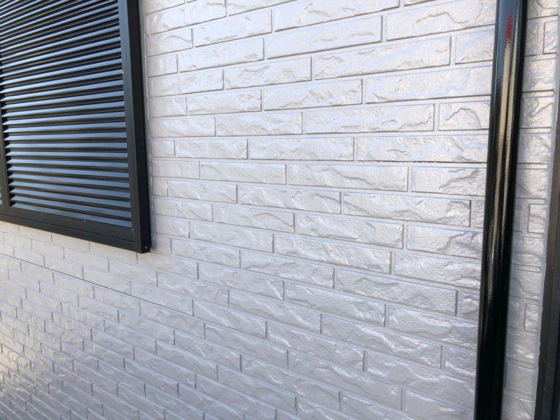 横浜市栄区T様邸ダイヤモンドコート外壁塗装施工後画像