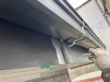 横浜市栄区T様邸付帯部塗装施工事例写真