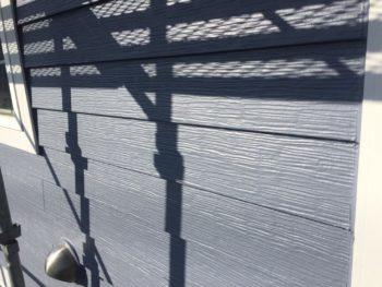横浜市栄区O様邸外壁塗り替え完了画像
