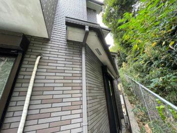 横浜市港南区H様邸外壁塗り替え前