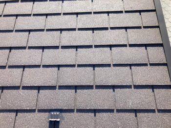 横浜市港南区H様邸屋根塗り替え施工前画像