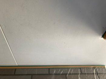 横浜市港南区H様邸軒天塗り替え施工事例