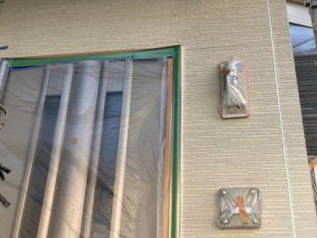 横浜市金沢区A様邸外壁塗り替え前