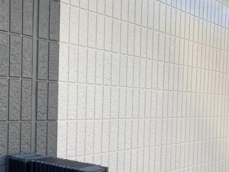 横浜市栄区W様邸外壁塗り替え後