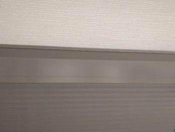 横浜市金沢区A様邸シャッターボックス塗り替え施工後
