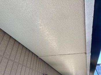 横浜市栄区W様邸軒天塗り替え前