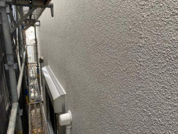 横浜市旭区K様邸ダイヤモンドコート外壁塗装施工後