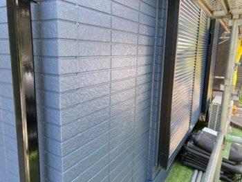 横浜市保土ヶ谷区H様邸外壁塗り替え完了画像