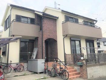 横浜市泉区 W 様邸 パーフェクトトップ外壁塗装