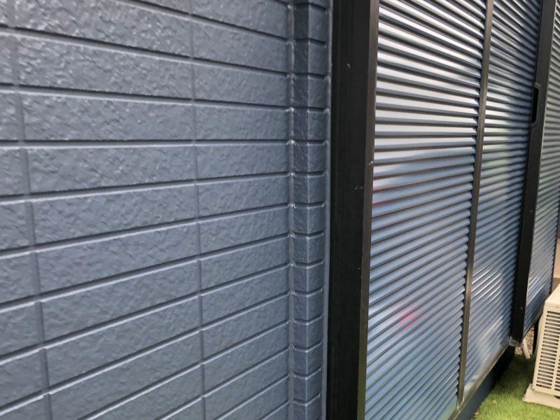 横浜市保土ヶ谷区H様邸パーフェクトセラミックトップG外壁塗装後画像