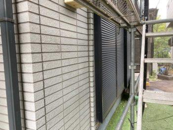 横浜市保土ヶ谷区H様邸外壁塗り替え前画像