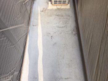 横浜市泉区W様邸ベランダFRP防水保護塗装施工事例画像