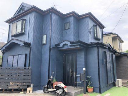 横浜市保土ヶ谷区 H 様邸 パーフェクトセラミックトップ G 外壁塗装