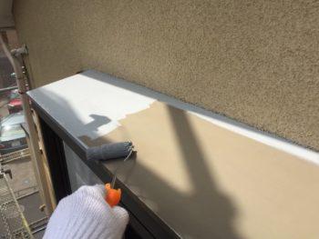 横浜市泉区W様邸付帯部塗り替え施工事例画像