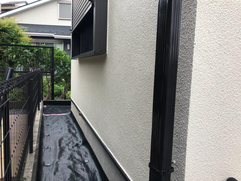 横浜市泉区W様邸外壁塗装後