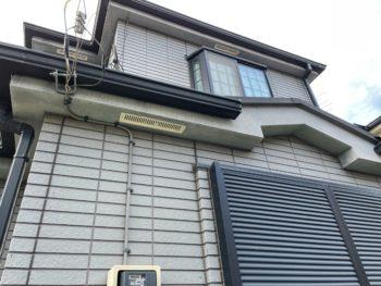横浜市保土ヶ谷区H様邸外壁塗り替え前