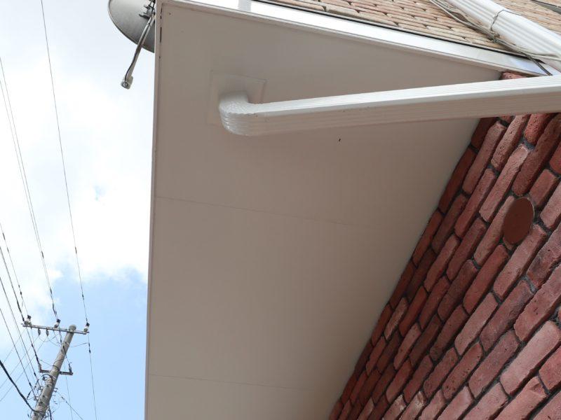 横浜市港南区M様邸インディフレッシュセラ外壁塗装後