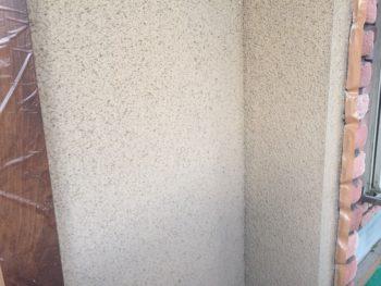 横浜市港南区M様邸インディフレッシュセラ外壁塗装施工前