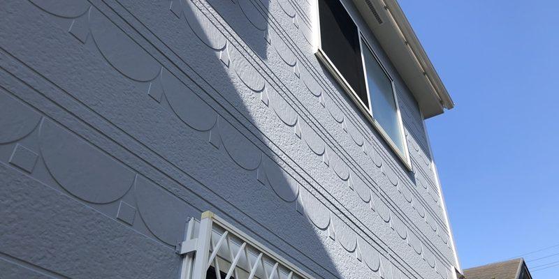外壁塗装 施工後